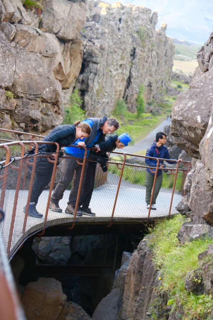 Þingvellir National Park Iceland UNESCO