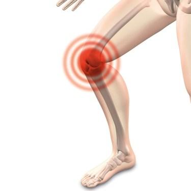 膝の痛みは老化が原因?