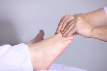 10年間続いた足底筋膜炎の患者さんの1症例