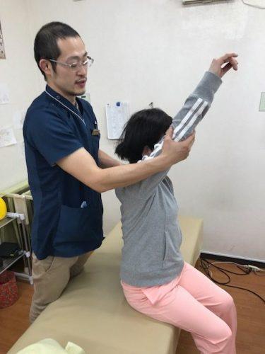 四十肩・五十肩の痛みを緩和させる為に必要な事
