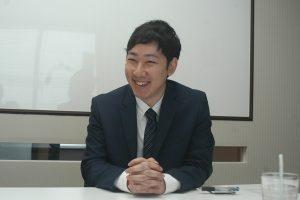 池袋支社 税務スタッフの田村さん