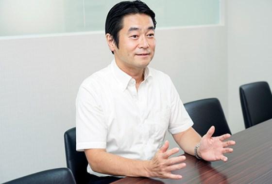 角陸会計事務所 角陸伸彦氏
