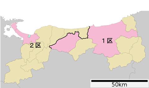 衆議院選挙鳥取選挙区