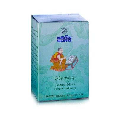 Тибетский Чай для Мозга. Lhophel Dhutse 100 g, Sorig