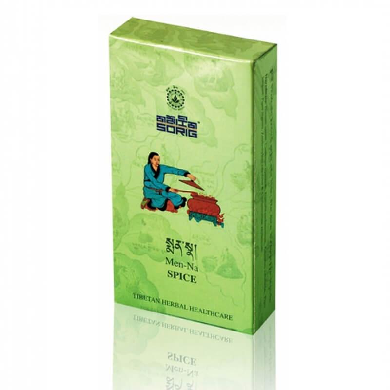 Тибетские Специи. (100 г), Men-Na, Spice, произв. Sorig