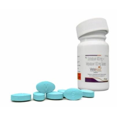 VELAKAST 28 TAB. Гепатит C все Генотипы. Софосбувир и Велпатасвир