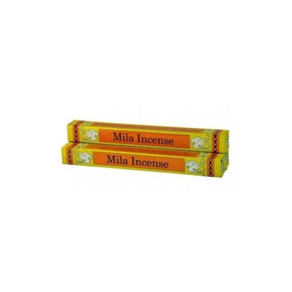 Тибетское Благовоние Mila Incense, 14 палочек по 14,5 см