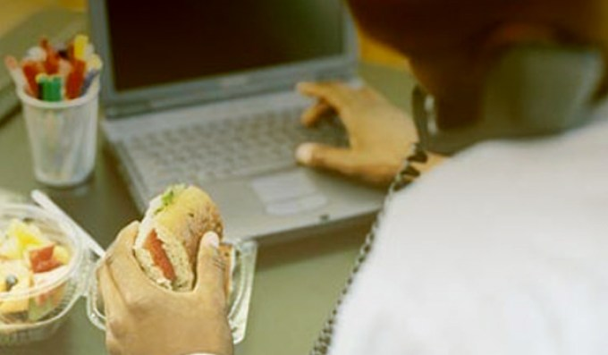 Why Working from Home Can Make You Fat