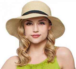 Best Womens Sun Hat for Travel - JOSENI