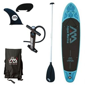Best Stand Up Paddle Board for Yoga - Aqua Marina