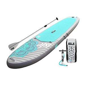 Best Stand Up Paddle Board for Yoga - Isle Surf Shop