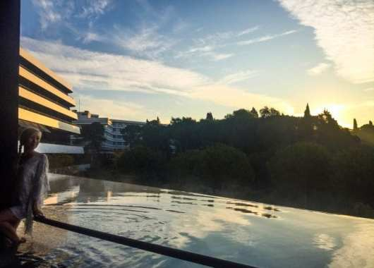 The Lone Hotel Rovinj Croatia