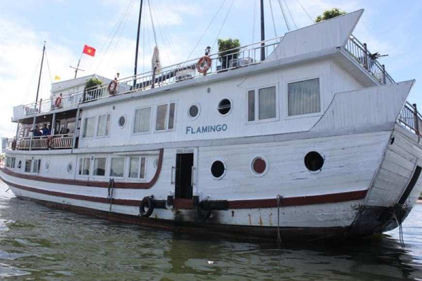 Flamingo Cruise Review- Halong Bay Cruise 2 days 1 night Boat