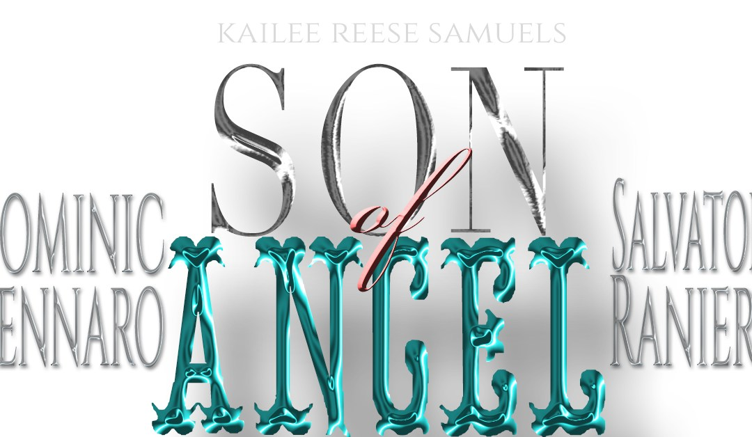 SON of ANGEL (SONS Book 2) is LIVE!
