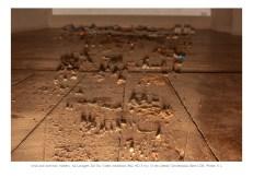 small and common matters. Kai Lossgott. 2015/6. Video, PAL HD 3 min 13 sec, detail of installation view at Schillerpalais, Berlin, DE. Photo: KL