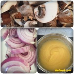 2_гъби,лук,царевичен грис