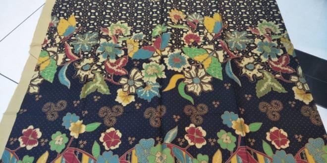 Produsen kain batik solo