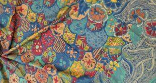 Produksi Kain Batik khas Bangka Belitung