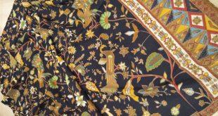 Produksi Kain Batik Indramayu