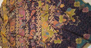 Produksi Kain Batik Lasem