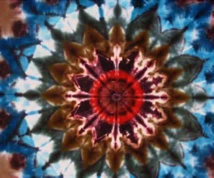 Gambar Batik Ikat Celup