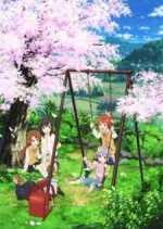 Non Non Biyori Repeat: Hotaru ga Tanoshinda