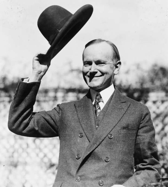 536px-Coolidge_after_signing_indian_treaty