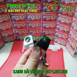Camera lùi HD màn DVD HD404