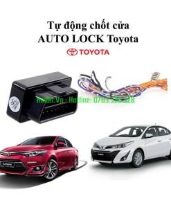 Chốt cửa tự động Auto lock Unlock xe