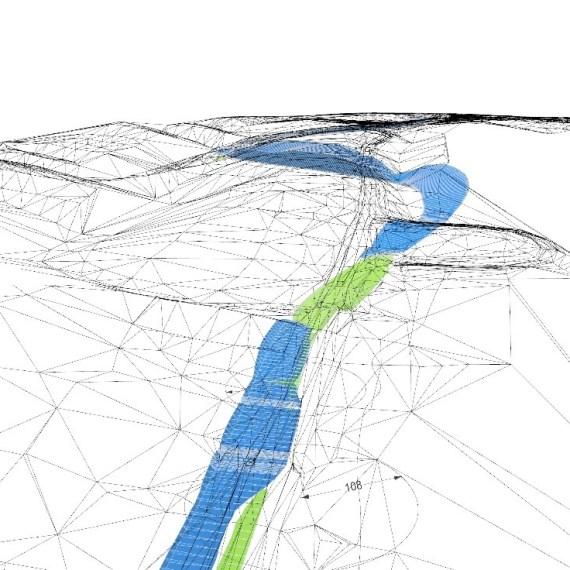 Optimisation de tracé routier au Bénin
