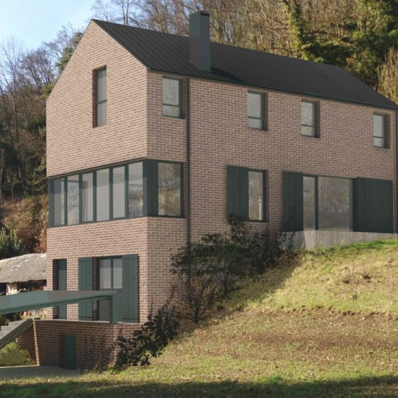 Maison secondaire en Normandie