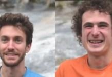 Adam Ondra et Stefano Ghisolfi