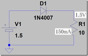 ダイオード回路図2