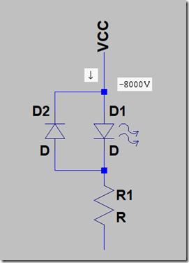 LED静電気6