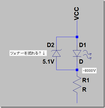 LED静電気8