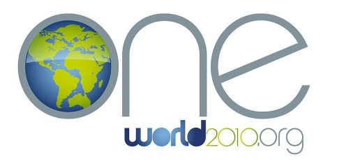 logo one world 2010 oficial1