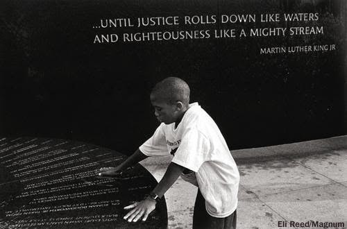 Until justice rolls down like waters