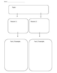 level-c-persuasion-graphic-organiser-2-reasons-1-example