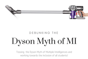 De-bunking the Dyson Myth of Multiple Intelligences