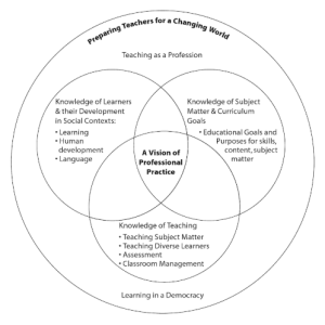curriculum innovation based on Framework for Understanding Teaching and Learning