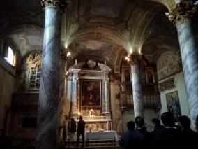 Ritiro di Avvento, convento delle suore domenicane di Prato
