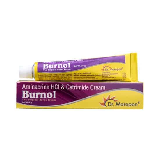 Burnol cream