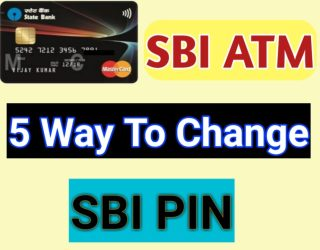 HOW To Activate Sbi Atm Card 5 way । Nye Atm card active kaise kare ?