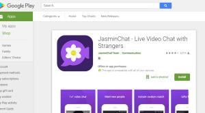 Jasmin Chatting App की पूरी जानकारी