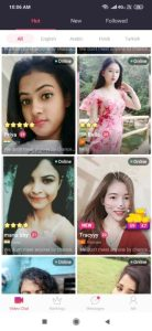 Free video chat app details in hindi, Barfi
