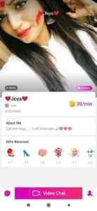 Live streaming app detail in hindi, Top U
