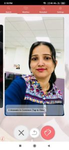 Free video chat app details in hindi,Try Date