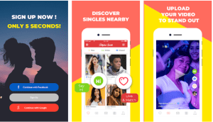 Video chat app detail in hindi, Filipino