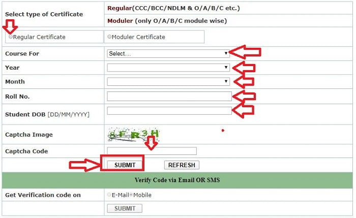 How To CCC Certificate Download