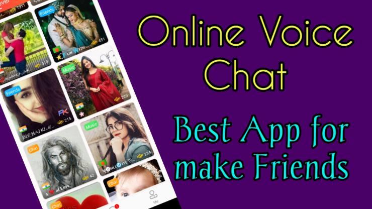 Vochat Voice Chat App Kya Hai Kaise Use Kare In Hindi 2020